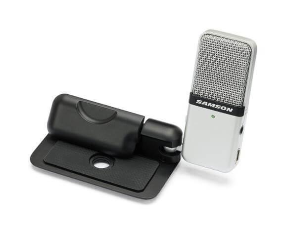 samson go mic - best usb microphone